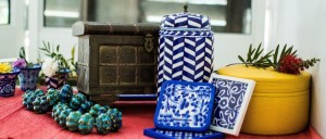 The blue pottery of Jaipur artisans